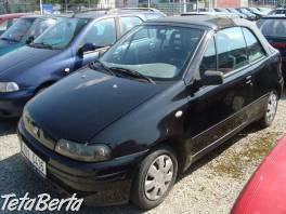 Fiat Punto kabriolet eko uhrazen