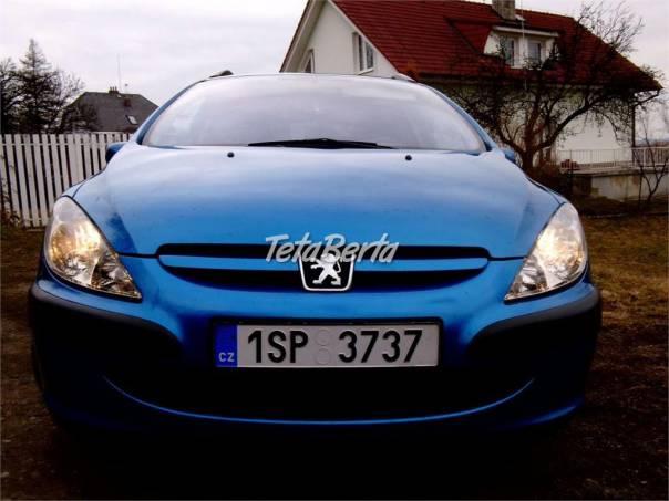 Peugeot 307 1,6 16V, TOP STAV!, foto 1 Auto-moto, Automobily | Tetaberta.sk - bazár, inzercia zadarmo