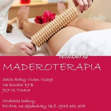 Maderoterapia v Trnave, foto 1 Móda, krása a zdravie, Kozmetika | Tetaberta.sk - bazár, inzercia zadarmo