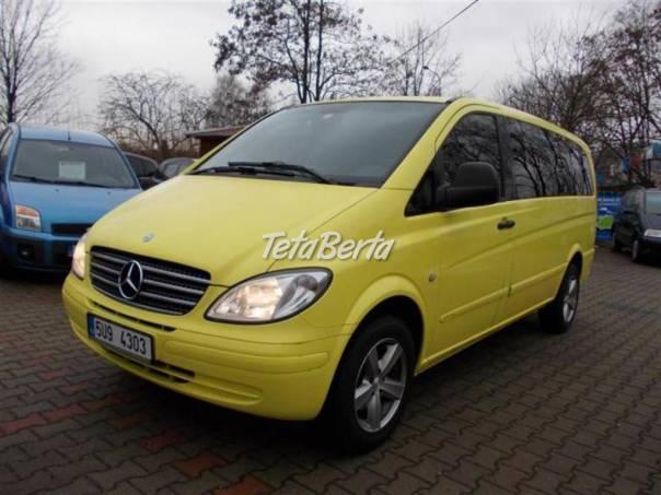 Mercedes-Benz Vito 115 CDI,ČR,KLIMA,8 MÍST, foto 1 Auto-moto, Automobily | Tetaberta.sk - bazár, inzercia zadarmo