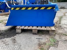 Mechanická lopata 750 litrov , Obchod a služby, Stroje a zariadenia  | Tetaberta.sk - bazár, inzercia zadarmo