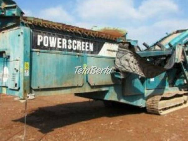 Powerscreen  , foto 1 Auto-moto   Tetaberta.sk - bazár, inzercia zadarmo