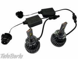 Xenón LED žiarovky D2S, USA CSP Chip, 4200lm,12/24V, farba svetla biela 6000K, sada 2 kusy, výmena Plug & Play, canbus , Náhradné diely a príslušenstvo, Automobily  | Tetaberta.sk - bazár, inzercia zadarmo