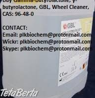 Gamma-Butyrolactone, y-butyrolactone, GBL, Wheel Cleaner; plkbiochem(at)0protonmail.(dot)com , Zvieratá, Príslušenstvo a krmivo  | Tetaberta.sk - bazár, inzercia zadarmo