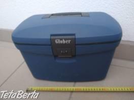 Predám plastovy kufrik Glober. , Móda, krása a zdravie, Doplnky a príslušenstvo  | Tetaberta.sk - bazár, inzercia zadarmo