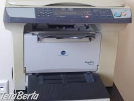 Multifunkčné zariadenie Konica Minolta PagePro 1380MF tlačiareň skener kopírka , Elektro, Ostatné  | Tetaberta.sk - bazár, inzercia zadarmo