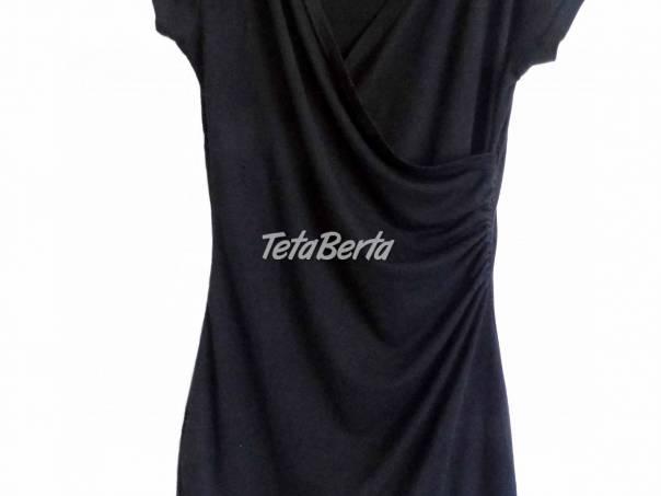 Čierne úpletové šaty Okay veľ. 38, foto 1 Móda, krása a zdravie, Oblečenie | Tetaberta.sk - bazár, inzercia zadarmo