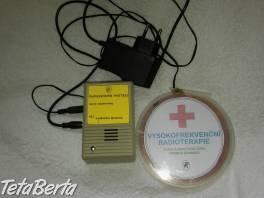 radioterapeutický přístroj - TESLA , Móda, krása a zdravie, Starostlivosť o zdravie  | Tetaberta.sk - bazár, inzercia zadarmo