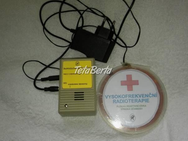 radioterapeutický přístroj - TESLA, foto 1 Móda, krása a zdravie, Starostlivosť o zdravie | Tetaberta.sk - bazár, inzercia zadarmo