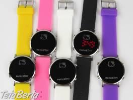 Hello Kitty digitálne hodinky , Móda, krása a zdravie, Hodinky a šperky  | Tetaberta.sk - bazár, inzercia zadarmo