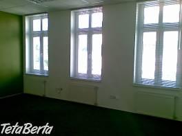 Kancelárie 32 m2, 42 m2 v centre, Dunajská ulica, BA I. Staré Mesto
