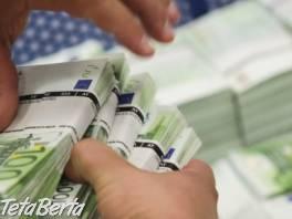 Závažná ponuka súkromného úveru , Obchod a služby, Financie  | Tetaberta.sk - bazár, inzercia zadarmo