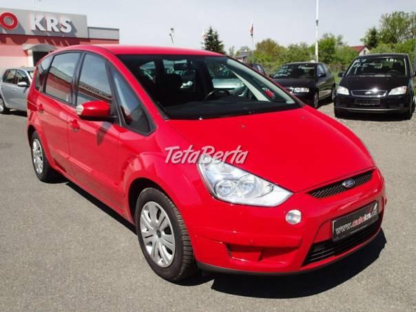 Ford S-Max 2,0TDCi 140PS, foto 1 Auto-moto, Automobily   Tetaberta.sk - bazár, inzercia zadarmo