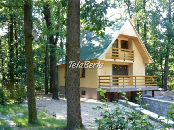 Nová murovaná chata na Záhorí pri jazerách s vlastným 7á pozemkom, rybárska a hubárska oblasť, foto 1 Reality, Chaty, chalupy   Tetaberta.sk - bazár, inzercia zadarmo