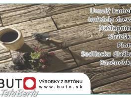Drevobeton dlažba , Dom a záhrada, Stavba a rekonštrukcia domu  | Tetaberta.sk - bazár, inzercia zadarmo