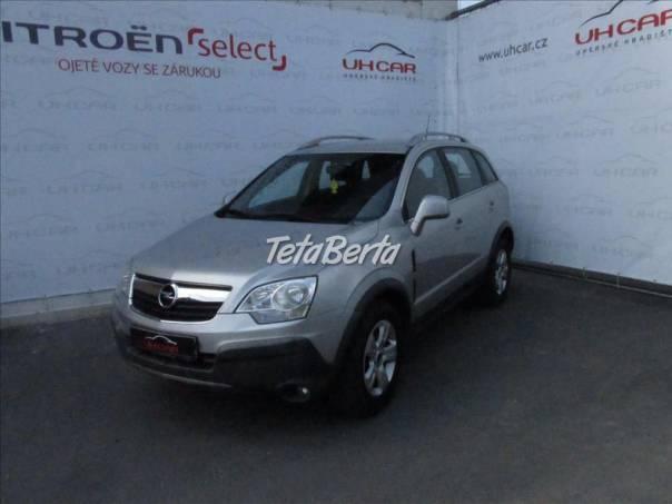 Opel Antara 2,0 4X4 ENJOY PLUS  CDTI, foto 1 Auto-moto, Automobily | Tetaberta.sk - bazár, inzercia zadarmo