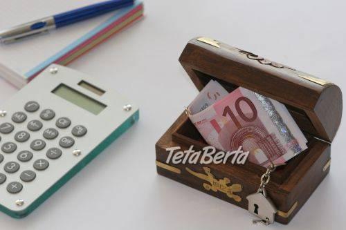 Dovolenka úver Ponuka, foto 1 Obchod a služby, Financie | Tetaberta.sk - bazár, inzercia zadarmo