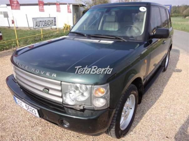 Land Rover Range Rover 3.0 TD, foto 1 Auto-moto, Automobily | Tetaberta.sk - bazár, inzercia zadarmo