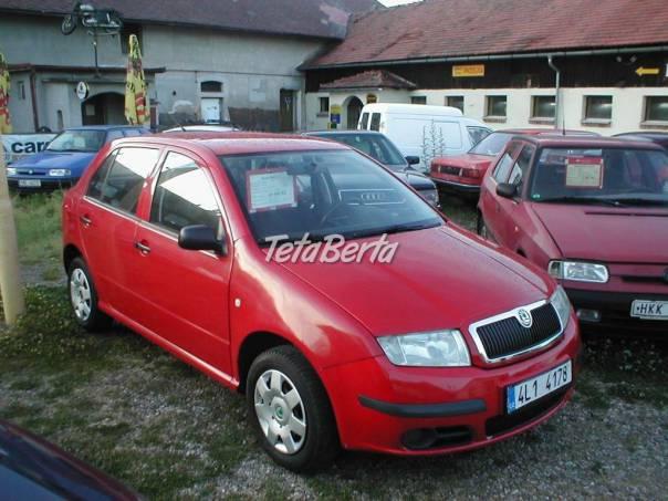 Škoda Fabia 1,2i, foto 1 Auto-moto, Automobily | Tetaberta.sk - bazár, inzercia zadarmo