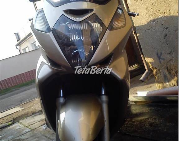 Honda Silver Wing 600, foto 1 Auto-moto | Tetaberta.sk - bazár, inzercia zadarmo