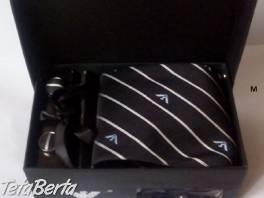 Luxusní značková kravata , Móda, krása a zdravie, Doplnky a príslušenstvo  | Tetaberta.sk - bazár, inzercia zadarmo