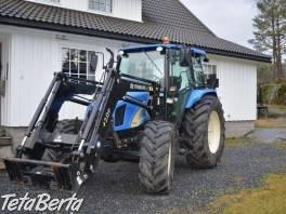 Traktor New Holland V-TL10A0 , Poľnohospodárske a stavebné stroje, Poľnohospodárské stroje  | Tetaberta.sk - bazár, inzercia zadarmo