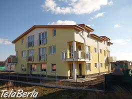 Predaj 4i bytu so záhradou v novostavbe v Slovenskom Grobe