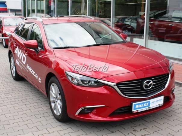 Mazda 6 2.2D 150k WGN A/T ATTRACTION NAVI, foto 1 Auto-moto, Automobily | Tetaberta.sk - bazár, inzercia zadarmo