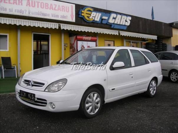 Citroën Xsara 1,4 HDi  DIESEL,KLIMATIZACE, foto 1 Auto-moto, Automobily | Tetaberta.sk - bazár, inzercia zadarmo