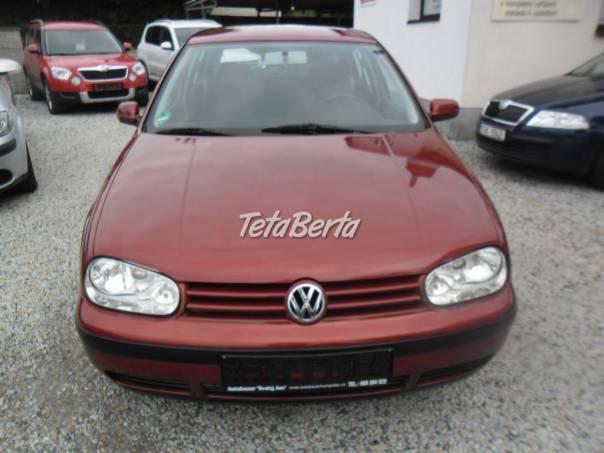 Volkswagen Golf 1.4i 16v 55KW, foto 1 Auto-moto, Automobily | Tetaberta.sk - bazár, inzercia zadarmo