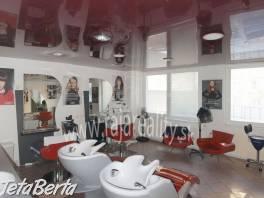 Zariadený kadernícky salón , Reality, Kancelárie a obch. priestory  | Tetaberta.sk - bazár, inzercia zadarmo