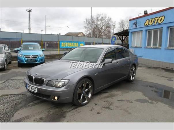 BMW Řada 7 730D   3,0, foto 1 Auto-moto, Automobily   Tetaberta.sk - bazár, inzercia zadarmo