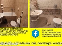 Búracie práce, demontáž zárubní , Dom a záhrada, Stavba a rekonštrukcia domu    Tetaberta.sk - bazár, inzercia zadarmo