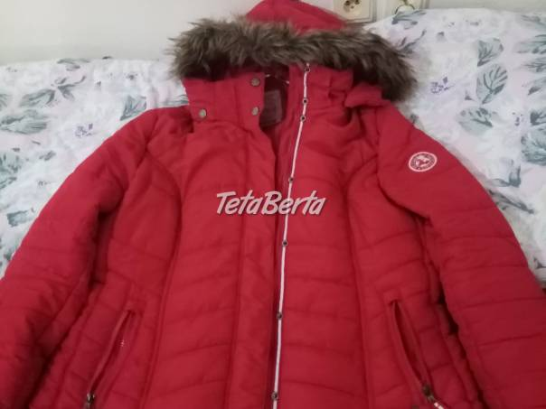 bunda zimná, foto 1 Móda, krása a zdravie, Oblečenie | Tetaberta.sk - bazár, inzercia zadarmo