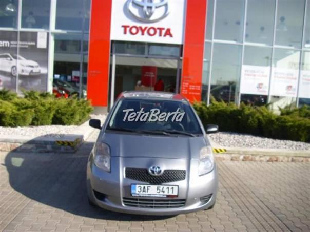 Toyota Yaris 1,4d4d KLIMA 1MAJ SER KN NAFTA, foto 1 Auto-moto, Automobily   Tetaberta.sk - bazár, inzercia zadarmo