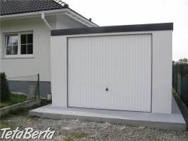 Montované garáže s omítkou , Reality, Garáže, parkovacie miesta    Tetaberta.sk - bazár, inzercia zadarmo