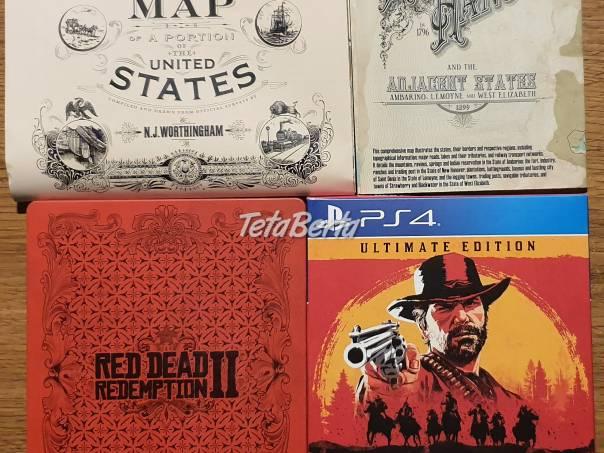 Red Dead Redemption 2 Ultimate Edition na PS4 , foto 1 Elektro, Herné konzoly a hry   Tetaberta.sk - bazár, inzercia zadarmo