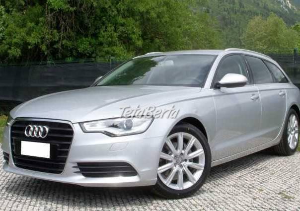 Audi A6 Avant 2.0 TDI multitronic Business plus, foto 1 Auto-moto, Automobily | Tetaberta.sk - bazár, inzercia zadarmo