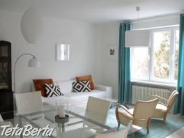 Prenájom 3 izbového bytu s balkónom (67,9 m2) na Justičnej ulici v Starom meste