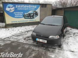 Fiat Punto 1.3,eko zaplaceno,nemá STK
