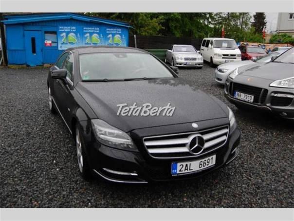 Mercedes-Benz Třída CLS 350 CDI 4 MATIC, foto 1 Auto-moto, Automobily | Tetaberta.sk - bazár, inzercia zadarmo