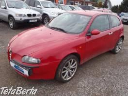 Alfa Romeo 147 2.0 TS, DIGIKLIMA, KŮŽE