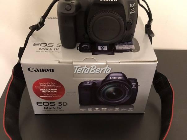 Canon EOS 5D Mark IV Digital SLR Camera, foto 1 Elektro, Foto | Tetaberta.sk - bazár, inzercia zadarmo
