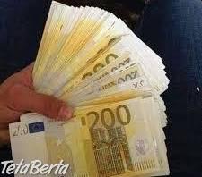 ponúka najrýchlejšiu a najspoľahlivejšiu pôžičku vo výške 3%. , Obchod a služby, Financie  | Tetaberta.sk - bazár, inzercia zadarmo
