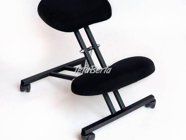 Kovová kľakačka METCOM-pohyb. sklon sedadla!, foto 1 Obchod a služby, Ostatné | Tetaberta.sk - bazár, inzercia zadarmo