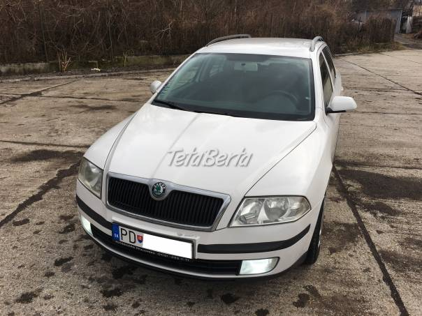 ŠKODA OCTAVIA COMBI II 1.9 TDI DSG, foto 1 Auto-moto, Automobily | Tetaberta.sk - bazár, inzercia zadarmo
