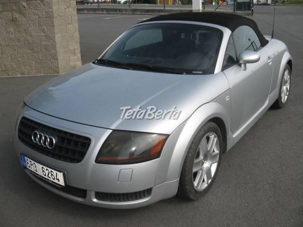 Audi TT 1.8T,Odpočet DPH,Ser. Historie, foto 1 Auto-moto, Automobily | Tetaberta.sk - bazár, inzercia zadarmo