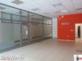 Prenajmeme obchodný priestor, Žilina - Bulvár, 75 m², R2 SK. , Reality, Kancelárie a obch. priestory  | Tetaberta.sk - bazár, inzercia zadarmo