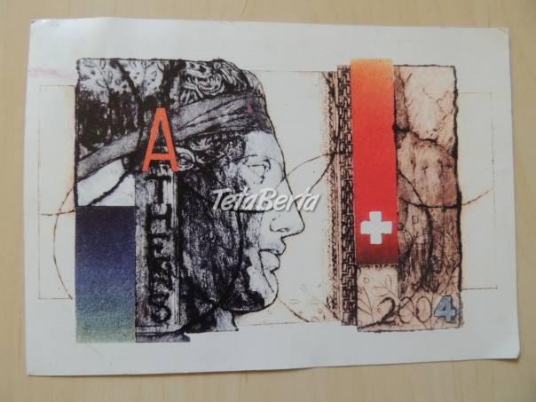 Pohľadnice s Olympijským motívom Sydney 2000, Atheny 2004 , foto 1 Hobby, voľný čas, Umenie a zbierky | Tetaberta.sk - bazár, inzercia zadarmo