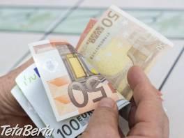 Financná pomoc jednotlivcom   , Práca, Obchod a predaj    Tetaberta.sk - bazár, inzercia zadarmo